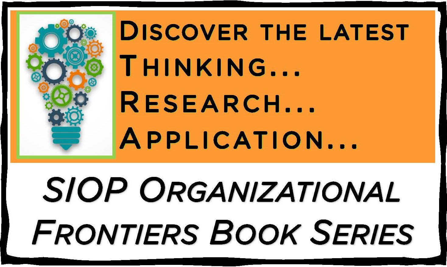 SIOP Organizational Frontier Book Series
