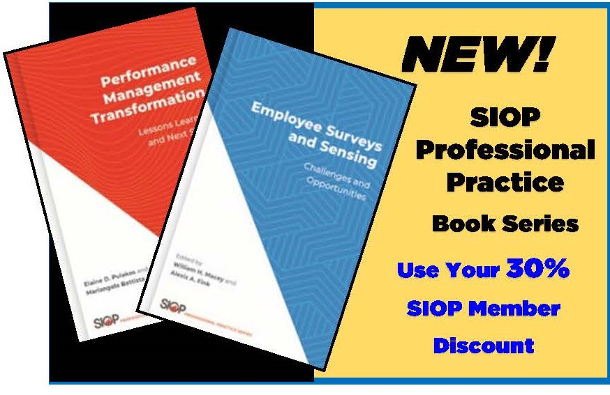 SIOP Professional Practice Book Series